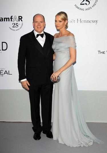 Alberto de Mónaco y Charlene Wittstock se confiesan en Vogue antes de su boda