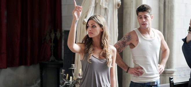 Amaia Salamanca y Luis Fernández, ¿surgió el amor durante el rodaje de 'XP3D'?