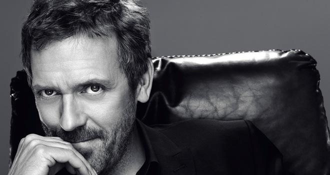 Hugh Laurie, el doctor 'House', nueva imagen de L'Oreal