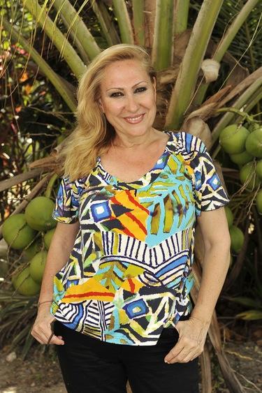 El apasionado reencuentro entre Rosa Benito y Amador Mohedano