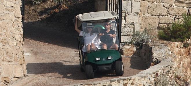 Las vacaciones más dulces de Carla Bruni y Nicolás Sarkozy en Fort de Brégançon