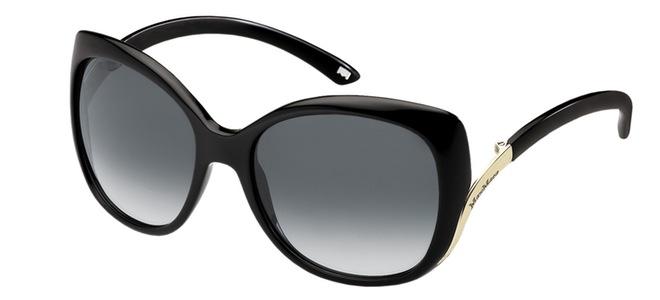 Clásico y moderno se mezclan en la colección de gafas de sol 2011 de Max Mara