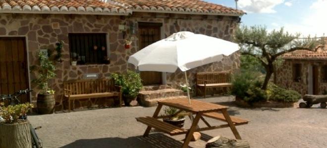 Casa rural Les Eres de Gátova, en Valencia