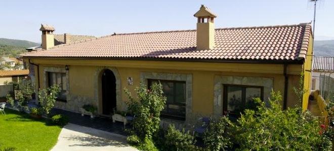 Casa rural Arroal de Sotoserrano, en Salamanca