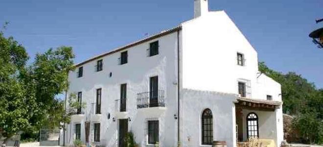 La Casería de las Delicias en Ribera Alta, Jaén