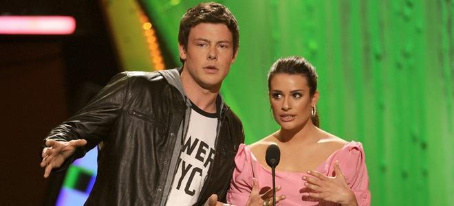 Lea Michele, Chris Colfer y Cory Monteith no estarán en la cuarta temporada de 'Glee'