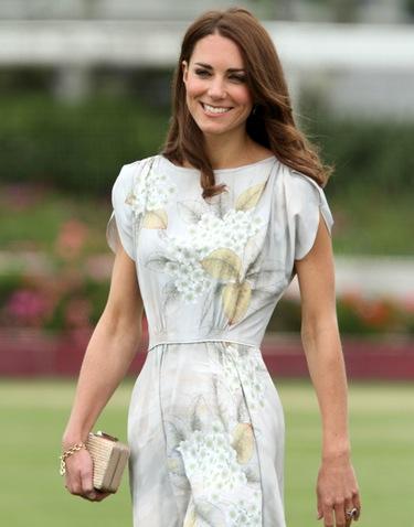 El 'síndrome de las princesas' apunta a Kate Middleton: ¿demasiado delgada para ser madre?