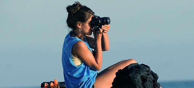 Thais Blume: vacaciones en Cádiz antes de volver al rodaje de 'Hispania' y 'Gran Reserva'