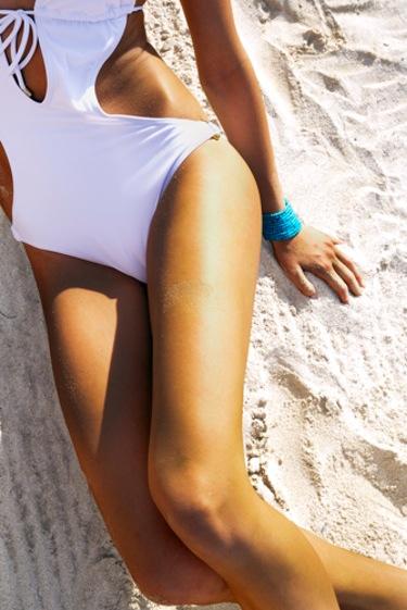 Tecnología Sun&Safe: la fotodepilación eficaz también con la piel bronceada