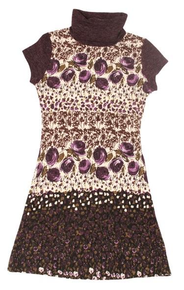 El vestido protagoniza la colección otoño/invierno 2011/12 de Smash!