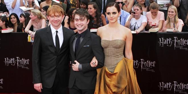 'Harry Potter y las reliquias de la muerte. Parte 2' logra récord mundial de taquilla