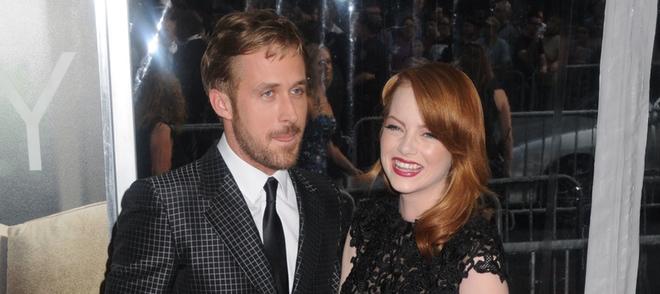 Ryan Gosling y Emma Stone bromean en la premiere de 'Crazy, Stupid, Love' en Nueva York