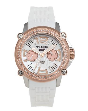 Elegante y clásica al tiempo que deportiva: así es la nueva colección de relojes Mulco