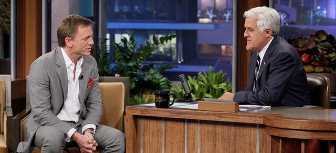 Daniel Craig reaparece para promocionar 'Cowboys and aliens' tras su boda con Rachel Weisz