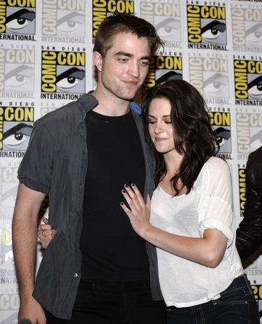 Robert Pattinson, Kristen Stewart y Taylor Lautner eclipsan el inicio del Comic Con 2011