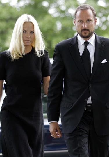 Mette-Marit y Haakon