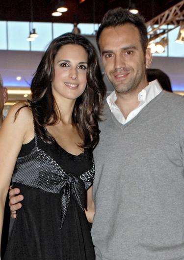 Nuria fergó y José Manuel Maíz