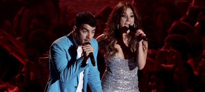 Joe Jonas y Dulce María