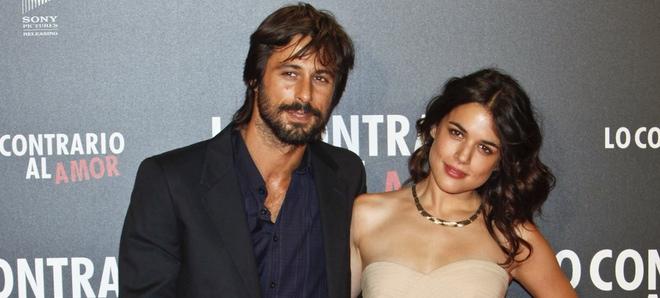 Hugo Silva y Adriana Ugarte