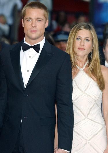 Pitt y Aniston