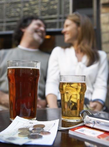 Alcohol y pareja