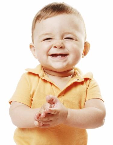 Salud dental en los bebés