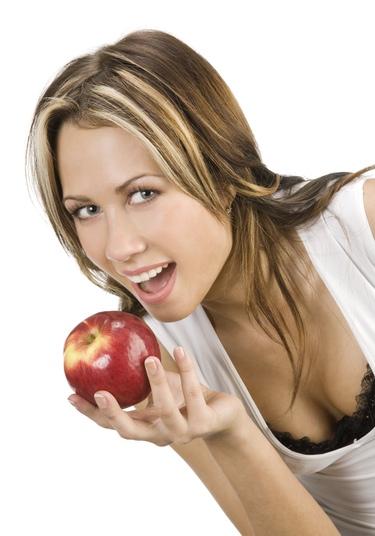 Dieta e higiene dental