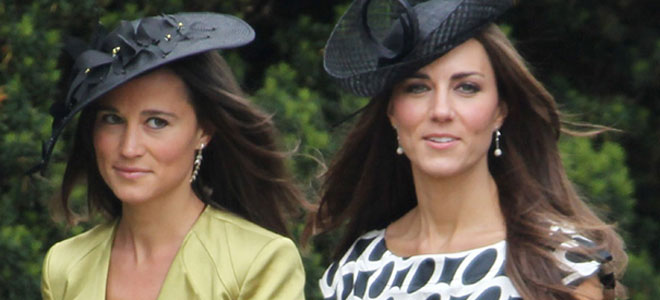 Las hermanas Middleton