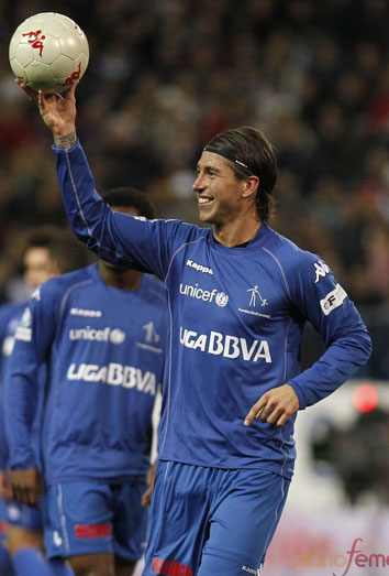 Sergio Ramos eclipsa al Real Madrid y al FC Barcelona