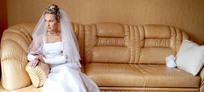 Afrontar nervios de la boda