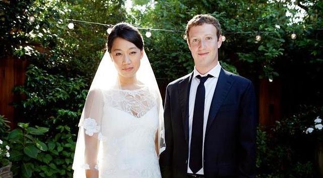 Boda de Mark Zuckerberg y Priscilla Chan. Matrimonio en Facebook