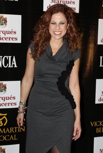 Pastora Soler, representante de Eurovision 2012