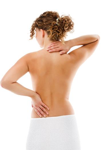 Escoliosis: problemas con tu columna vertebral