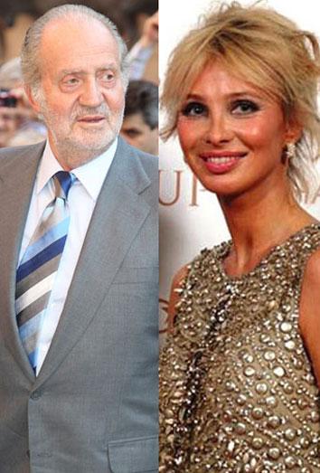 Corinna zu Sayn-Wittgestein y el Rey Juan Carlos