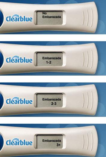 Monitor de anticoncepción Clearblue