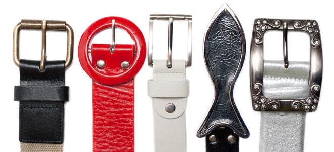Cómo elegir cinturón