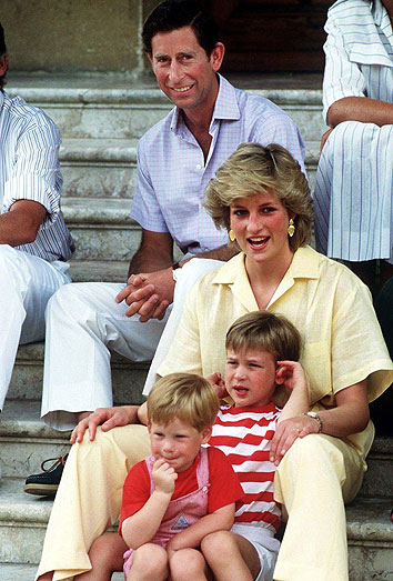 Los trapos sucios de la familia real britanica