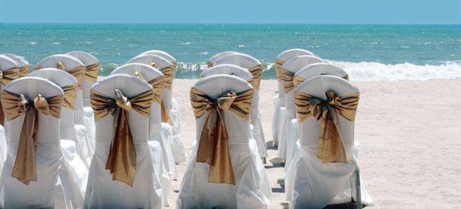 Organiza tu boda exótica