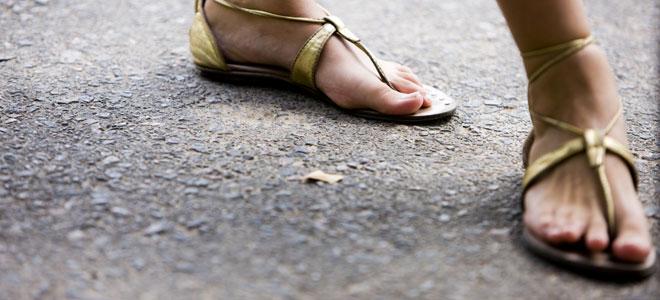 Sandalias: tendencias y estilos