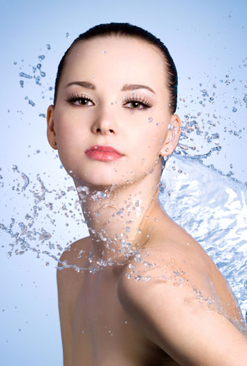 Cleaners for facial chemical peel