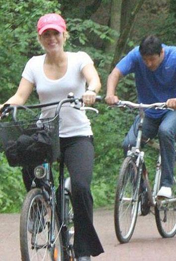 Shakira disfruta de su tiempo libre sin Pique con el otro hombre de su vida