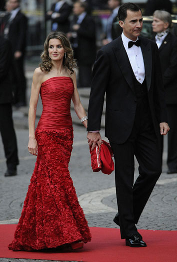 Vestidos rojos: seductora tendencia atemporal