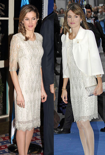 Letizia, Kate Middleton, Penélope Cruz... incluso Victoria Beckham repite vestido