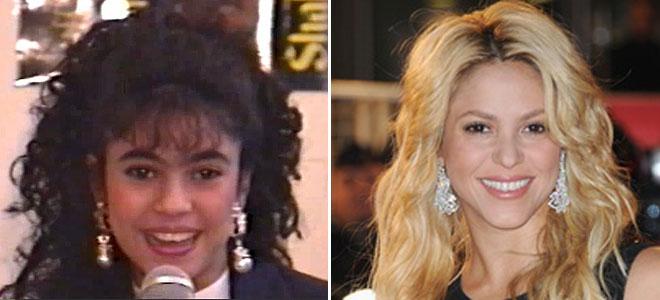 Shakira y los vídeos que siempre quiso ocultar. ¿Se ha blanqueado la piel?