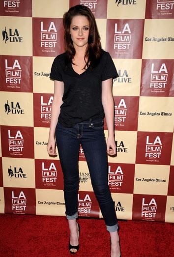 Kristen Stewart. La actriz mejor pagada del mundo