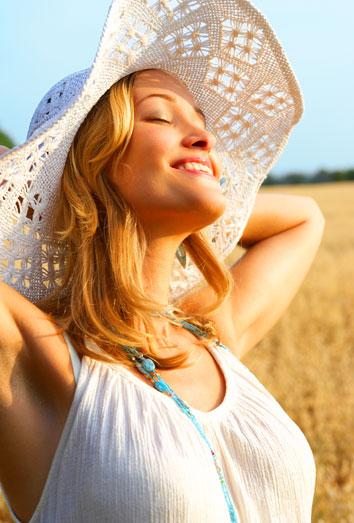 Recomendaciones para llevar sombrero este verano