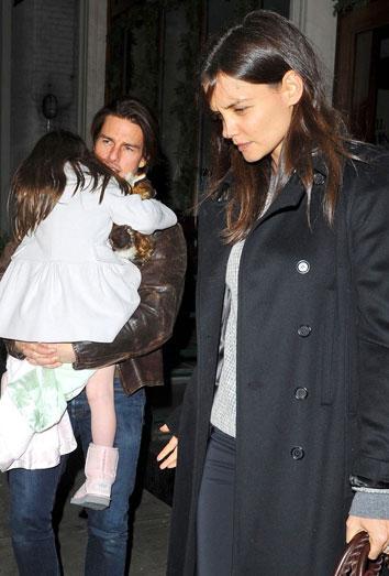 Tom Cruise, ¿un peligro para su hija?: su fanatismo y control sobre Katie Holmes