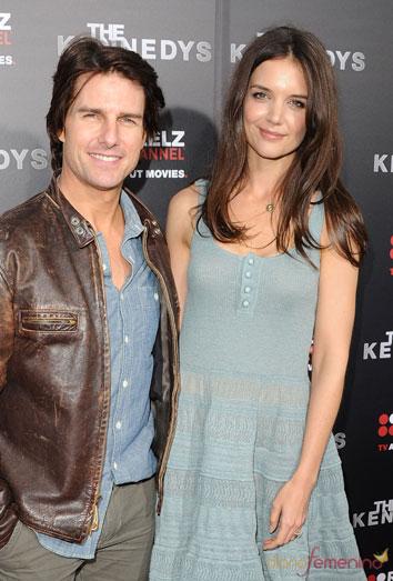 Tom Cruise y Katie Holmes se unen a la lista de divorcios famosos