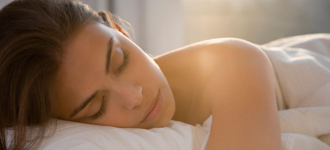 La importrancia de dormir bien