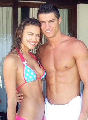 Cristiano Ronaldo y su novia Irina Shayk, aislados entre lujo y naturaleza